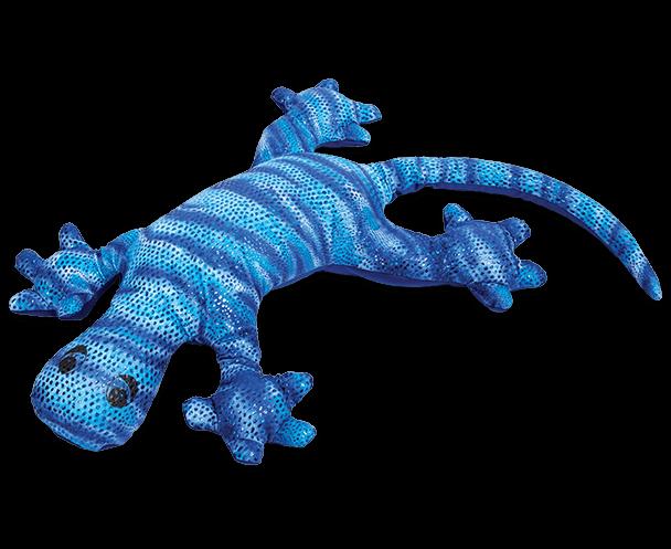 manimo lezard bleu